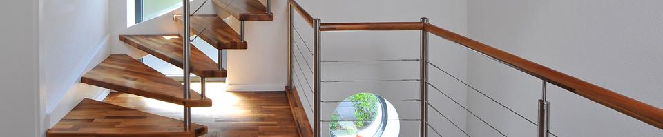Gut gemocht Holzarten und Farben für Ihre Treppe - Frammelsberger Treppenbau FQ57