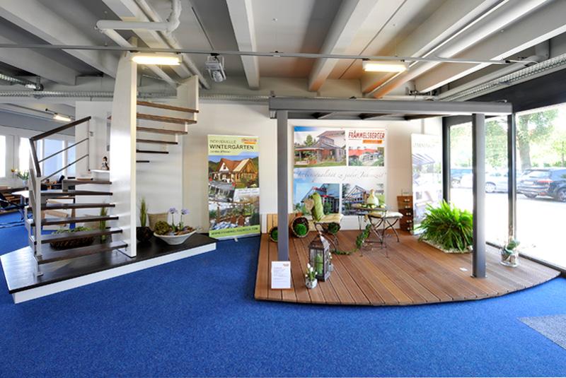 treppen ausstellung in karlsruhe frammelsberger treppenbau. Black Bedroom Furniture Sets. Home Design Ideas